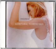 SOMETHING TO REMEMBER - USA CD ALBUM